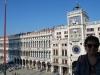 Pohľad z balkóna Baziliky San Marco, Benátky
