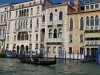 Gondoly na Veľkom kanáli, Benátky