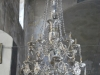 Vzácny luster, Kostol Narodenia pána, Betlehem, Palestína