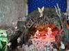 Tu niekde sa údajne narodil Ježiško, Kostol Narodenia pána, Betlehem, Palestína