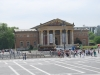 Budapešť, Dom umenia na Námestí hrdinov