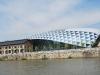 Budapešť, Tržnica pri Dunaji
