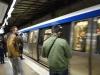 V metre, Bukurešť