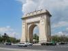 Víťazný oblúk, Bukurešť