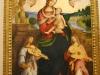 Bernardino Zaganelli - Madona s dieťaťom a anjelskí muzikanti, Ca´ d´Oro, Benátky