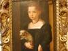 Michele di Ridolfo - Portrét dievčaťa so psíkom, Ca´ d´Oro, Benátky