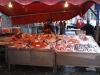 Trh s rybami v Catanii, Sicilia