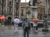 Smelý Zajko na Piazza Duomo, Catania, Sicília