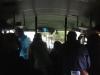 Vzrušenie v autobuse