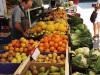 Stánok s ovocím a zeleninou, Vieste