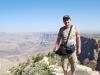 Grand Canyon - Smelý Zajko na South Rim