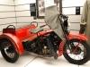 """Harley Davidson - model \""""donášková služba\"""""""