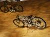 Harley Davidson . pretekárske dráhové modely