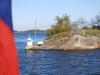 Helsinki - plavba okolo ostrovov 7