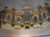 Helsinki, katedrála Toumiokirkko, organ