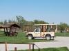 Safari môže začať, Hortbágy Nemzeti Park, Maďarsko