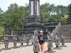 Hrobka cisára Khai Dinh, Hue, Vietnam