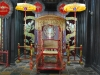Cisársky trón, Hrobka cisára Tu Duc, Hue, Vietnam