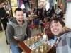 Káva v Bazare