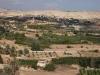 Výhľad na Jericho z Kláštora Pokušenia