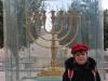 Pri svietniku, Jeruzalem