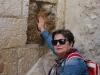 Jerusalem, Marianka na Via Dolorosa, Zastavenie č. 5