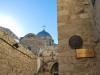 Jerusalem, Via Dolorosa, Zastavenie č. 9, Koptský kostol sv. Heleny