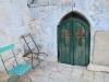 Jerusalem, Via Dolorosa, zátišie pri Kostole božieho hrobu