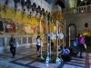 Jerusalem, Via Dolorosa, Kostol božieho hrobu, Marianka a Rusi pri božom hrobe