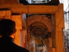 Jerusalem, Via Dolorosa, Kostol božieho hrobu, zapaľovanie sviečok 5