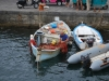 Rybár v Panarea