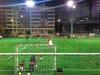 Deti trénujú pri Estadio da Luz, Lisabon