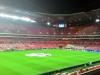 Futbal na Estadio da Luz, Lisabon