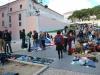 Blší trh, Lisabon, Portugalsko