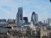 Staré sa snúbi s novým, Londýn