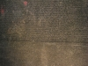 Rosettská doska, British Museum, Londýn