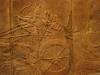 Asýrske obrazy poľovačky na leva, British Museum, Londýn