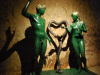 Salvador Dalí, Adam a Eva v raji, Matera