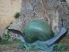 Anjel na slimákovi, Salvador Dalí, Matera