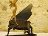 Surealistický klavír, Salvador Dalí, Matera