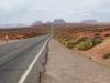 Cesta k Monument Valley