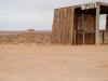 Opustený stánok, Monument Valley, Utah
