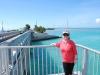 Seven miles Bridge, Keys, Florida