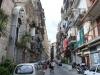Via Piazza Larga Al Mercato, Neapol