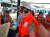 Na lodi v Nha Trang, Vietnam