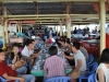 Plávajúca reštaurácia, Nha Trang, Vietnam