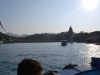 Pohoda na lodi, Nha Trang, Vietnam