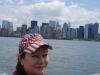 Na lodi po rieke Hudson, USA