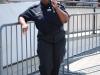 Newyorská policajtka, NYC, USA