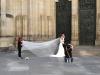 Čínska svatba pred Chrámom sv. Víta, Praha
